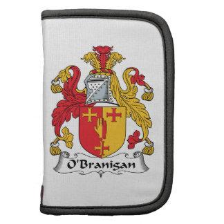 O'Branigan Family Crest Planner