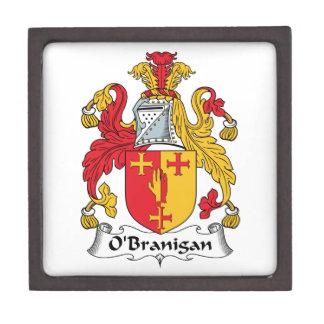 O'Branigan Family Crest Premium Gift Box