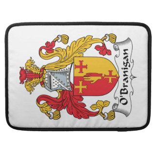 O'Branigan Family Crest Sleeves For MacBooks