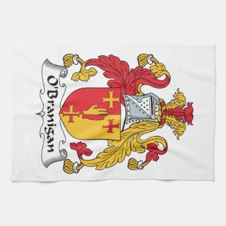 O'Branigan Family Crest Towel