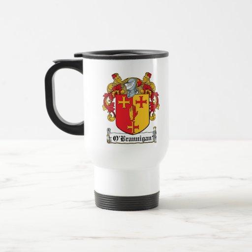 O'Brannigan Family Crest Coffee Mug