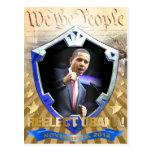 Obras clásicas de la herencia de Obama Postal