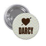 Obras clásicas literarias del perno de Sr. Darcy H Pin