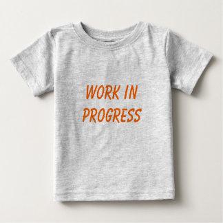 Obras en fase de creación - camisa de los niños