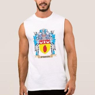 O'Breen Coat of Arms - Family Crest Sleeveless T-shirt