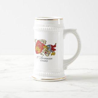 O'Brennan Family Crest Mug