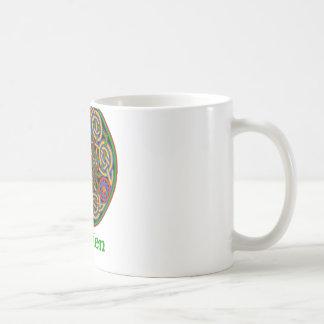 O'Brien Celtic Knot Coffee Mug