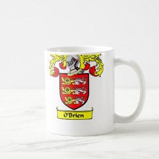O'BRIEN Coat of Arms Coffee Mug
