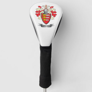 O'Brien Coat of Arms Golf Head Cover