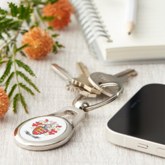 O'Brien Coat of Arms Keychain