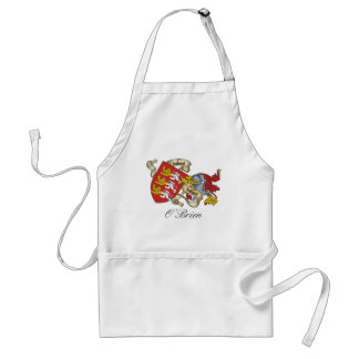 O'Brien Family Crest Aprons
