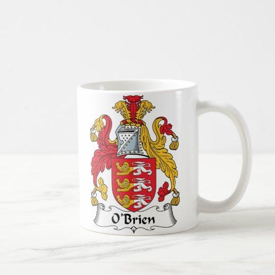 O'Brien Family Crest Coffee Mug