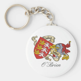 O'Brien Family Crest Keychain