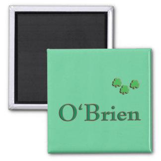 O'Brien Family Fridge Magnets