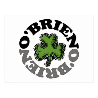 O'Brien Postcard