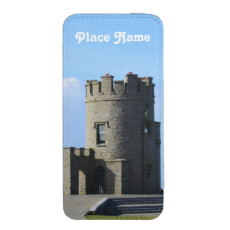 O'Brien's Tower iPhone 5 Pouch