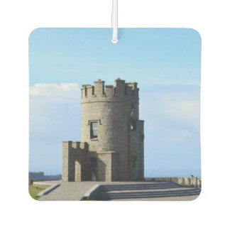 O'Brien's Tower on the Cliffs of Moher Air Freshener