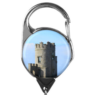 O'Brien's Tower on the Cliffs of Moher Badge Holder