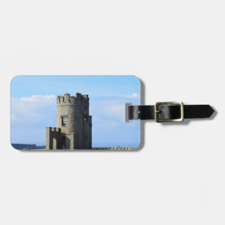 O'Brien's Tower on the Cliffs of Moher Bag Tag