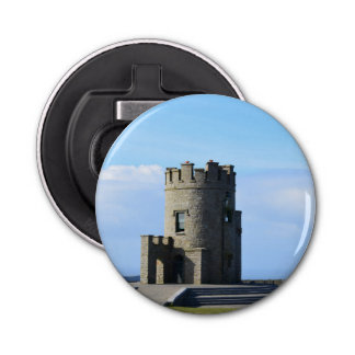 O'Brien's Tower on the Cliffs of Moher Bottle Opener