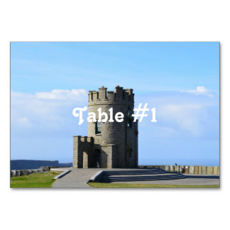 O'Brien's Tower on the Cliffs of Moher Card