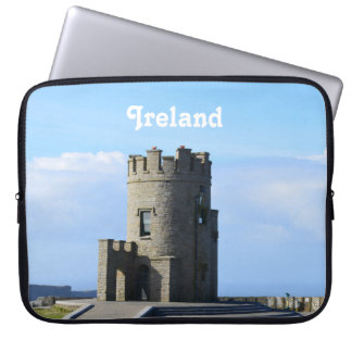 O'Brien's Tower on the Cliffs of Moher Computer Sleeves