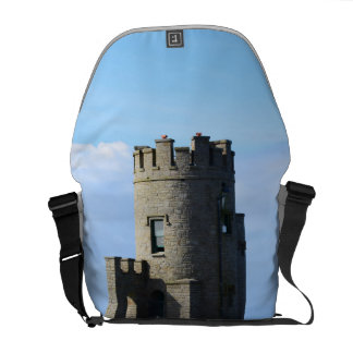 O'Brien's Tower on the Cliffs of Moher Courier Bag