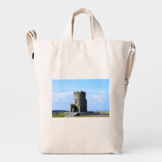 O'Brien's Tower on the Cliffs of Moher Duck Bag