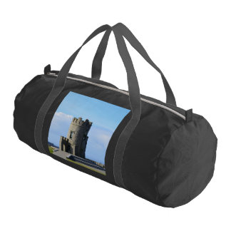 O'Brien's Tower on the Cliffs of Moher Duffle Bag