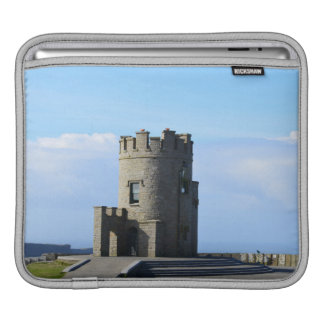 O'Brien's Tower on the Cliffs of Moher iPad Sleeve