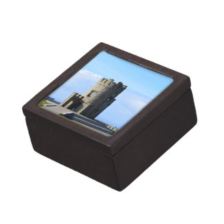 O'Brien's Tower on the Cliffs of Moher Keepsake Box