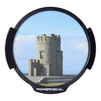 O'Brien's Tower on the Cliffs of Moher LED Car Decal