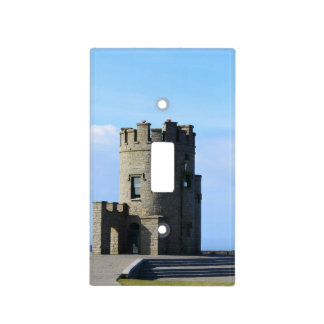 O'Brien's Tower on the Cliffs of Moher Light Switch Cover