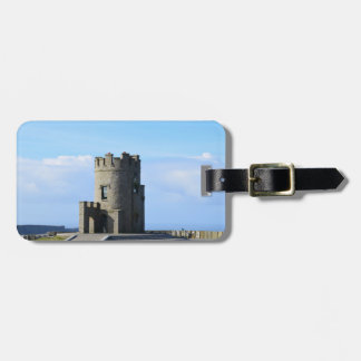 O'Brien's Tower on the Cliffs of Moher Luggage Tag