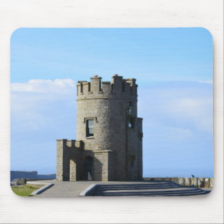 O'Brien's Tower on the Cliffs of Moher Mouse Pad