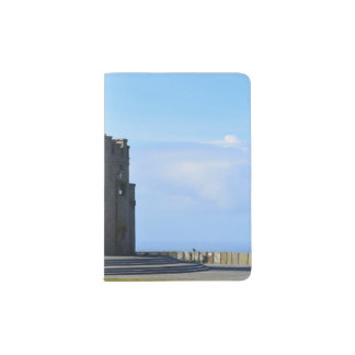 O'Brien's Tower on the Cliffs of Moher Passport Holder