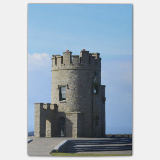 O'Brien's Tower on the Cliffs of Moher Post-it® Notes