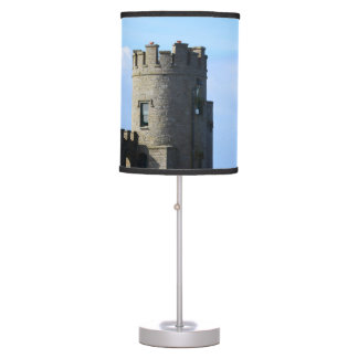 O'Brien's Tower on the Cliffs of Moher Table Lamp