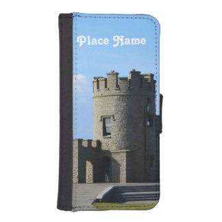 O'Brien's Tower iPhone 5 Wallet Case
