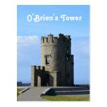 O'Brien's Tower Postcard