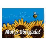 ¡Obrigado de Muito! (Los portugueses le agradecen