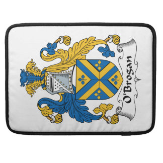 O'Brogan Family Crest Sleeve For MacBook Pro