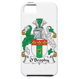 O'Brophy Family Crest iPhone 5 Covers