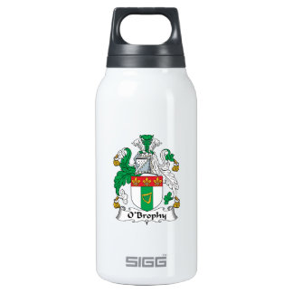 O'Brophy Family Crest SIGG Thermo 0.3L Insulated Bottle