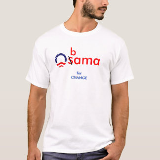 Obsama for change T-Shirt