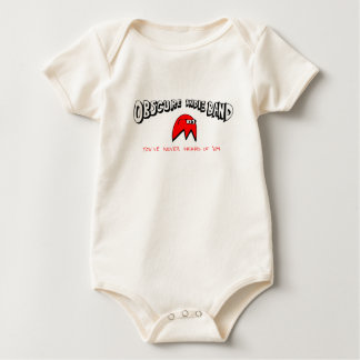 Obscure Indie Band Baby Bodysuit