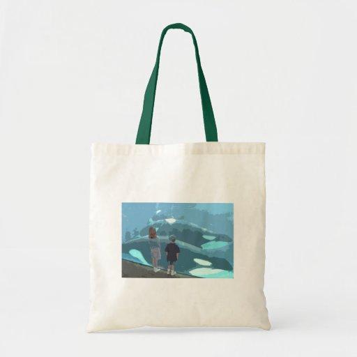 Observación de la ballena bolsas