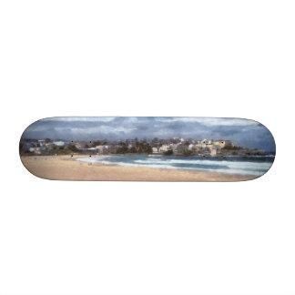 """Observación de la playa patineta 8 1/2"""""""