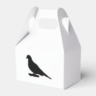 Observación de pájaros de luto del amor de la cajas para regalos