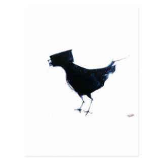 observación de pájaros postales